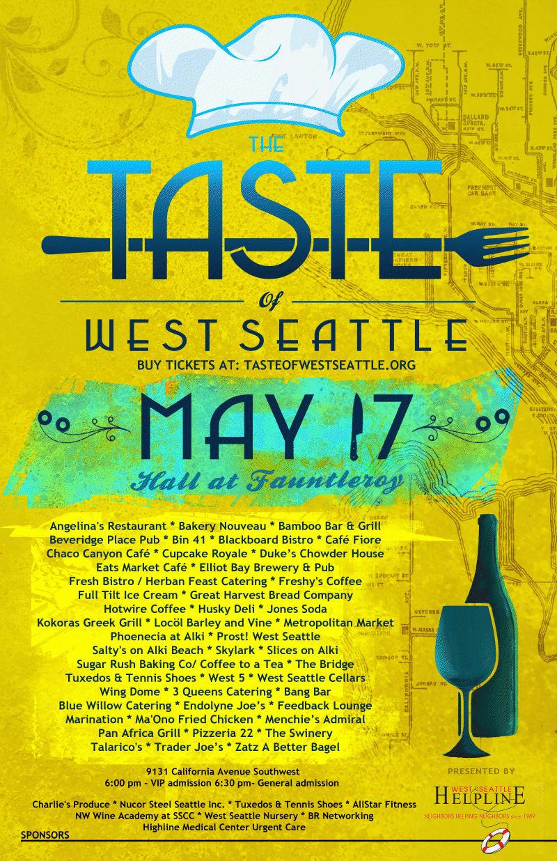 West Seattle Restaurants Wonders In Aliceland