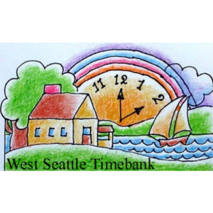 West Seattle Time Bank logo