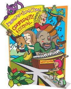 Morgan Junction Festival poster